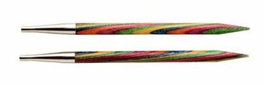 """Спицы съемные KnitPro """"Symfonie"""", для длины тросика 28-126 см, диаметр 5,5 мм, 2 шт"""