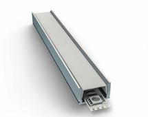 Профиль для светодиодной ленты APEYRON electrics 08-05, серебристый
