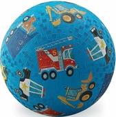 Мяч Crocodile Creek Транспорт 13 см.