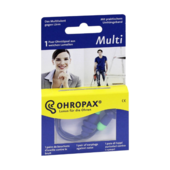 Беруши OHROPAX Multi (1 пара со шнурком)