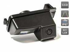 Камера заднего вида AVEL AVS326CPR (#062) для Nissan / Infiniti