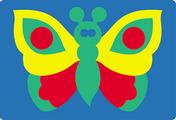 Мозаика Флексика Бабочка