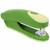 "Степлер ""Fusion"", для скоб 24/6, цвет: зеленый, желтый. IFS715GN/YL"