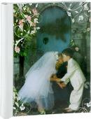 """Фотоальбом Pioneer """"Жених и невеста"""", 10 магнитных листов, 23 х 28 см"""