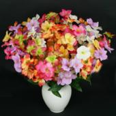 Цветок искусственный Альстромерия 50 см микс G043-010