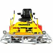 Затирочная машина двухроторная Tremmer CRT 836