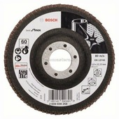 Шлифование Bosch круг лепестк нерж 115мм P60 B.f.Inox (2608608268)