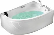 Ванна гидромассажная Gemy G9009 B 150x100