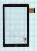 Тачскрин (сенсорное стекло) для планшета SQ-PGA116B01-FPC-A0, черный