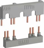 BER16-4 Соединительный комплект для реверсивных контакторов AF09...AF16 ABB, 1SBN081311R1000