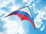 Hasi Управляемый воздушный змей скоростной «Россия 120»