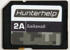 Карта памяти Hunterhelp № 2А Фонотека «Байанай» Версия 3