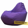 Кресло-груша Стронг Фиолет (Размер-M)