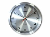 Настенные часы APEYRON electrics ML 9633, серый металлик