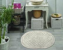 Набор ковриков для ванной Sofi de Marko, S.185, стоун, 2 шт