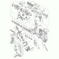 Подшипник 607ZZ Makita (MKT-210062-2)