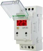 Реле напряжения Евроавтоматика F&F CP-721, 150-450 AC, 30А, IP20. EA04.009.003
