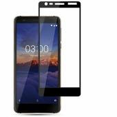 Защитное стекло Full Screen Cover 0.3 mm черное Nokia 3.1 (2018)