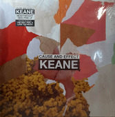 "Keane ""Keane - Cause And Effect (coloured)"""