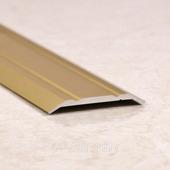 Алюминиевый порог ПО-25 одноуровневый 270 см