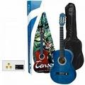 Классическая гитара Gewa в комплекте Tenson f502.115
