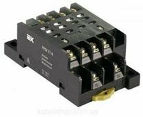 IEK Разъем модульный РРМ77/4(PTF14A) для РЭК77/4(LY4) (RRP10D-RRM-4)