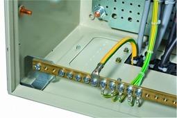 Кронштейн для коллектора заземления Schneider Electric, NSYEDCOS