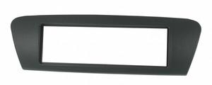 Переходная рамка для установки магнитолы Connects2 CT24RT10 - Renault Scenic 2009+ (Dark grey)