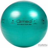 Фитбол гладкий Qmed ABS Gym Ball 65 см (зеленый)