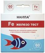 """Тест Нилпа """"Fe"""", для измерения уровня железа в пресноводных аквариумах и прудах"""