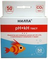 """Тест Нилпа """"pH+kH"""", для измерения уровня pH, kH и CO2 в пресноводных аквариумах и прудах"""