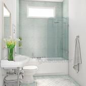 Шторка на ванну Gutewetter Trend Pearl GV-861A 60x160 (золото металлик)