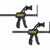 Струбцина 2 штуки для шин направляющих DEWALT (DWS5026)
