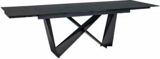 Обеденный стол Signal Cavalli I 160 (черный)