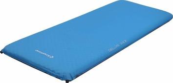 """Коврик самонадувающийся KingCamp """"Delux Wide"""", цвет: синий, 198 х 76 см"""