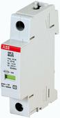 OVR T2 40 275 Ограничитель перенапряжения 1P, тип 2, 275В, 40kA (моноблочный) ABB, 2CTB804201R0100