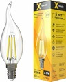 Лампа X-flash E14 CA35 4Вт 2700K