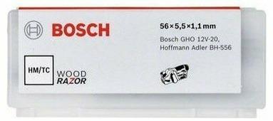 Нож для рубанка GHO 12V-20 56мм (-10-), BOSCH(2608000673)