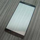 для Xiaomi Max Защитное стекло Ainy Full Screen Cover 2,5D 0,33 мм черное