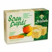 Индийские сладости Bestofindia Soan Papdi MANGO (Воздушные индийские сладости со вкусом манго Соан Папди Бестофиндия), 250 г.