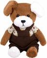"""Набор для создания игрушки Miadolla """"Щенок Браун"""". DG-0197"""