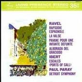 "Поль Паре / Paul Paray ""Paray, Paul - Ravel: Rapsodie Espagnole/ Ibert: Escales"""