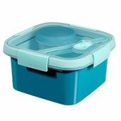 Контейнер для СВЧ Curver To Go Lunch Kit 1.1L (синий)