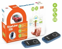 Автосигнализация Starline S96 BT 2CAN+2LIN GSM + GPS
