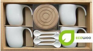 """Набор чайный """"EcoWoo"""", 12 предметов"""