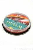 Записываемый компакт-диск VS DVD+R 8.5Gb 8x CB/10 Double Layer Ink Print, 1 штука