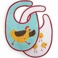 Happy Baby Набор нагрудных фартуков Chiken
