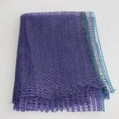 Мешок сетчатый 25х39см 5кг фиолетовый, 100шт. в уп.
