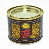 Кофе CLASSIC Indian Instant Coffee Powder, JFK (Кофе растворимый, порошкообразный, Инстант классик), 200 г.