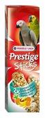 """Лакомство """"Versele-Laga"""" для крупных попугаев, палочки с экзотическими фруктами, 2х70 г"""